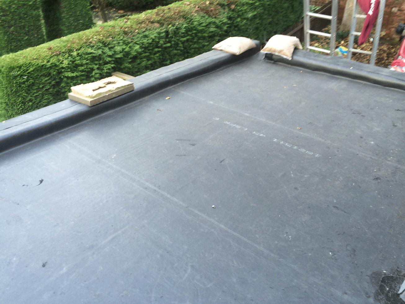 Flat Roof Bridges : Flat roofs craig bridges roofing
