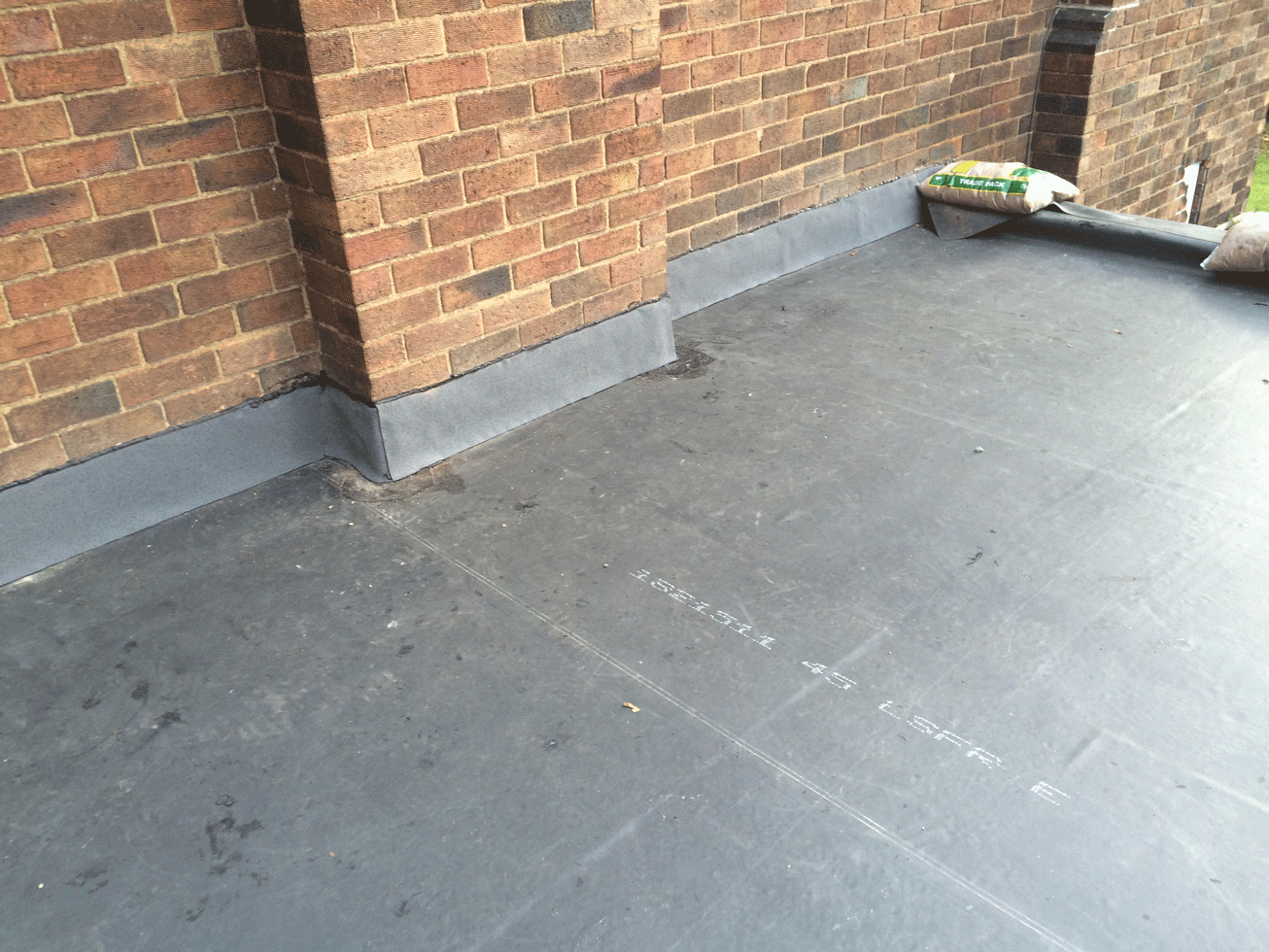 after with firestone epdm fitted