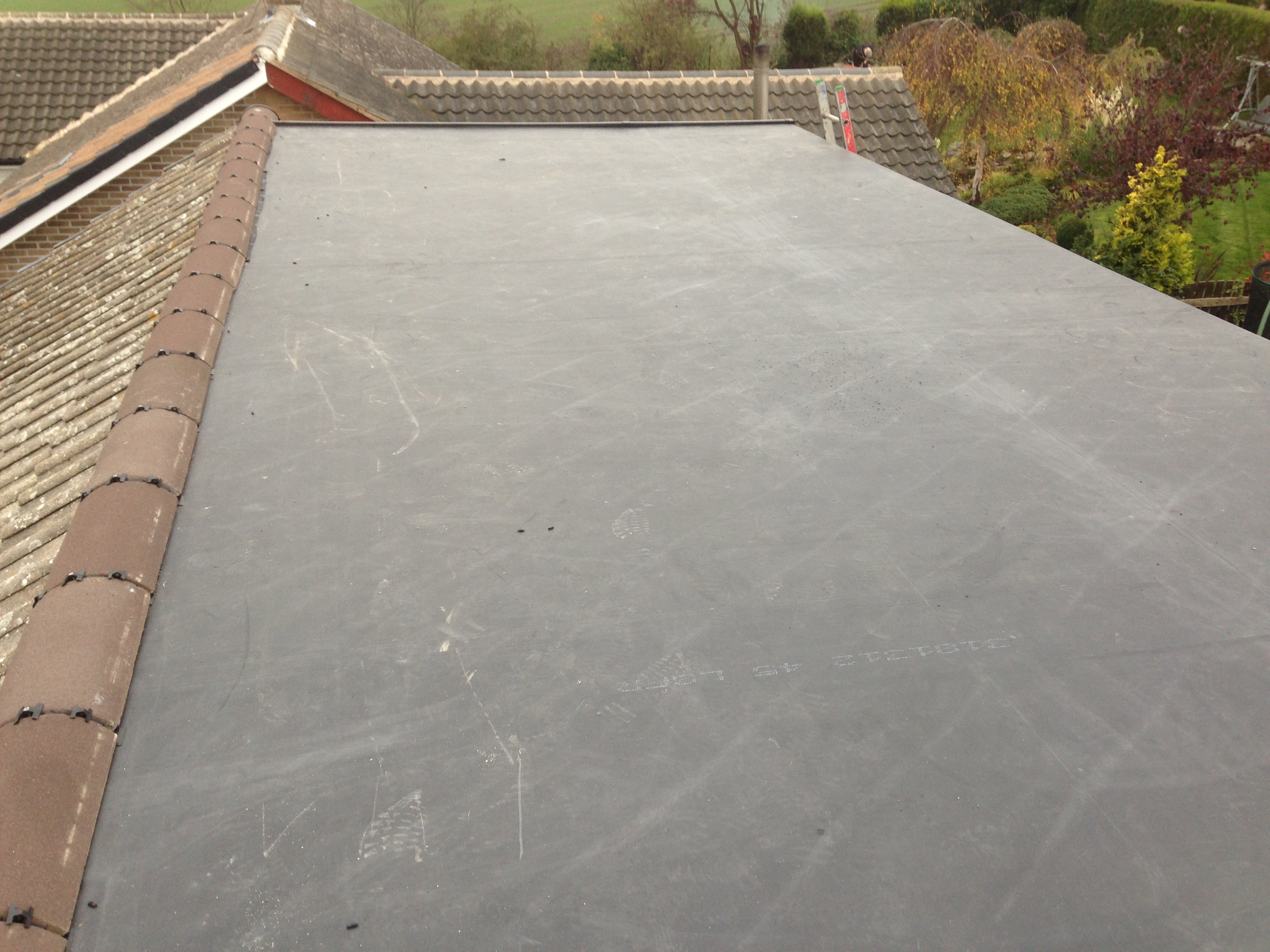 Flat Roofs Craig Bridges Roofing
