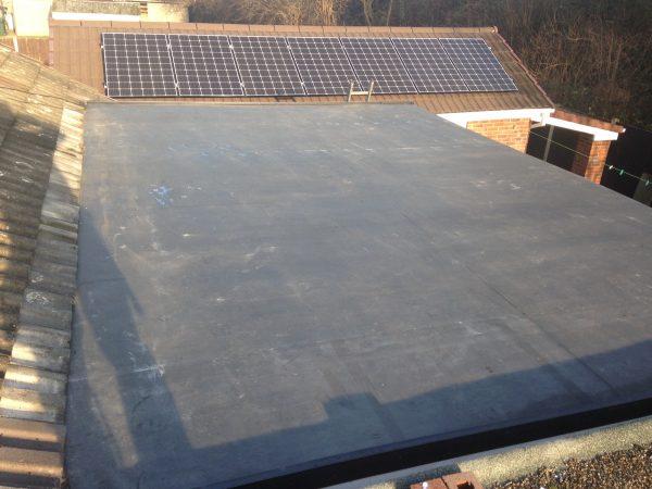 new firestone epdm roof monk bretton barnsley
