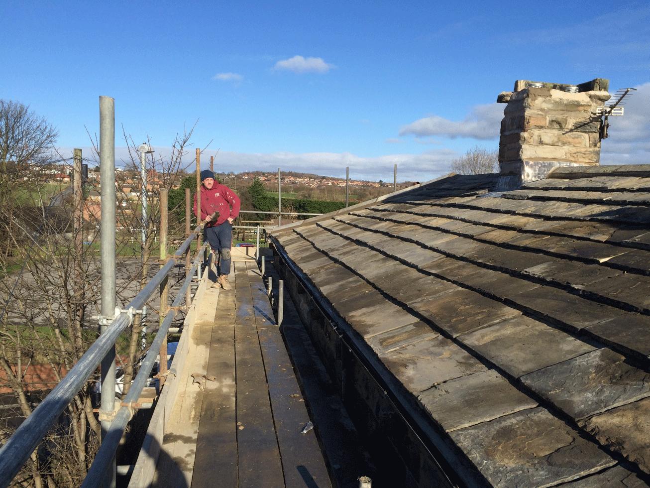 New Roofs Craig Bridges Roofing