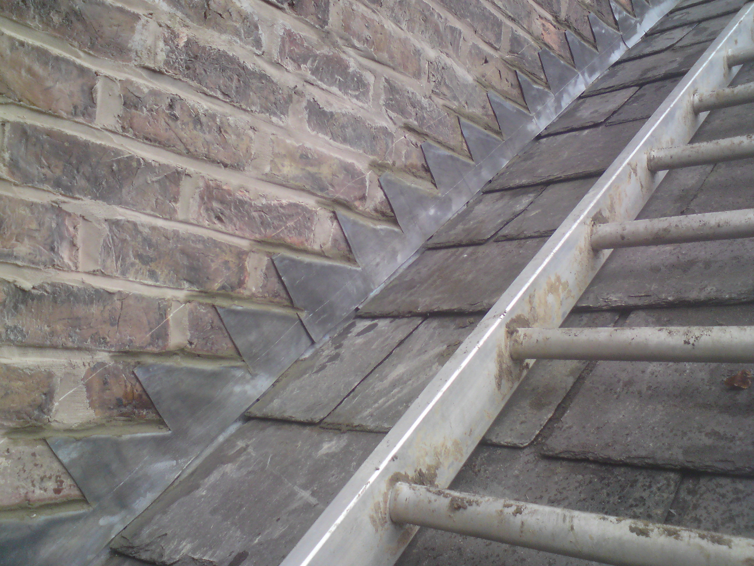 Lead Work Craig Bridges Roofing